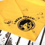 Kollane rätik  2 värviga (1)